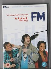 FM DVD COMEDY STARS CHRIS O'DOWD KEVIN BISHOP