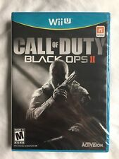 Call of Duty: Black Ops II (Nintendo Wii U, 2012) Brand New Factory Sealed
