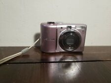 Canon PowerShot A1100 IS 12.1MP Digital Camera - Pink