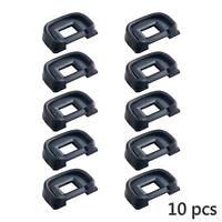 10*Rubber EyeCup Eyepiece EC For Canon EOS 20D 30D 40D 50D 60D 70D replacement