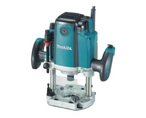 Makita 3-1/4 HP Plunge Router 22,000 RPM