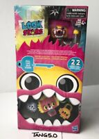 New Lock Stars Special Collection Fuzzy Pink Hair 22 Surprises Inside Gift Set