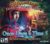 Amazing Hidden Object Games Once Upon A Time 5 PC Window 10 8 7 XP Computer game