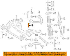 BMW OEM 10-17 550i GT xDrive Front Suspension-Upper Control Arm Bolt 07119907882