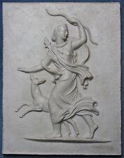 Arno Breker Relief Diana Aramarmor museale Rarität absolutes Highlight selten