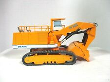 NZG No. 241 Demag H185 Mining Shovel 1/50 Scale Die Cast Model