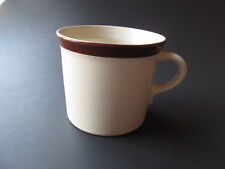 J I STONECREST Cup ANDRE PONCHE Designer Collection PAMELA Brown MUG ji