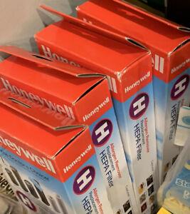 4 x Honeywell H True HEPA Replacement Air Purifier Filter HRF-H1