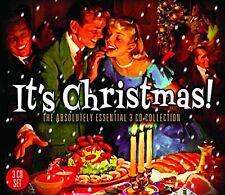 Its Christmas - 3CDs Neu & OVP -  Weihnachtslieder - Versch. Interpreten
