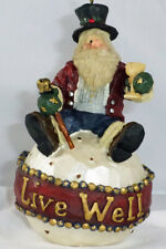 Boyds Carvers Choice Ornament, Ritznick – Live Well, #370205, New
