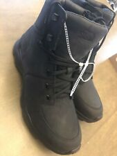 The North Face ThermoBall Versa Boots Mens Sz 11.5 black NEW box