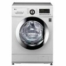 Lavadoras-secadoras LG color principal blanco