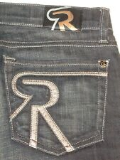 Rock & Republic Jeans Kasandra Dark Bootcut  Sz  27 Fit like Sz 28 / 29