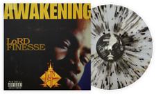 Lord Finesse - The Awakening Exclusive VMP Club Black Gold Splatter Vinyl LP
