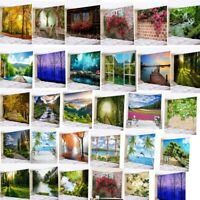 Scenery Flower Type Tapestry Wall Hanging Art Landscape Room Tapestry Home Decor