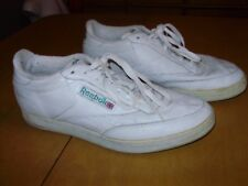 TRUE VINTAGE 1980's REEBOK CLASSICS  SHOES TRAINERS sz 12 CALABASAS KANYE