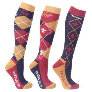 Toggi Women's Chestermere Socks (3 Pack)
