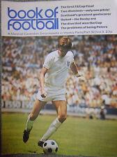Book of Football (Marshall Cavendish) 1971 Part 32 feat. Malta & Martin Peters