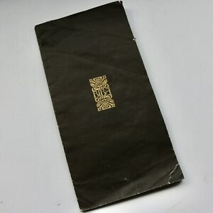 1969 Sara Moon BIBA mail order catalogue 60s vintage London boutique fashion