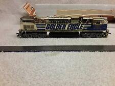 HO SCALE Tyco Golden Eagle Diesel Locomotive (OO/HO111320)