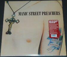 MANIC STREET PREACHERS generation terrorists USA 2-LP new 140 GRAM WHITE VINYL