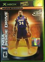 NBA Inside Drive 2004 Inc Manual