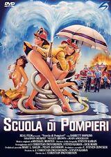 SCUOLA DI POMPIERI  DVD COMICO-COMMEDIA