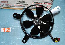 ventilateur de radiateur Ducati 749/749S/749R 999/999S/999R réf.55040121A neuf
