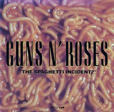 "GUNS N' ROSES : ""THE SPAGHETTI INCIDENT?"" / CD (GEFFEN GED24617)"