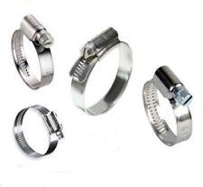 Schlauchschellen Edelstahl W4 9 mm breit DIN 3017  bis 100 mm  Profi-Qualität 😀