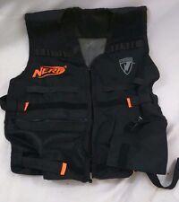 NERF N-Strike Elite Tactical Vest & Dart Tag Official Competition Jersey / Shirt