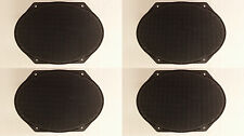 Four Brand New OEM Ford 6x8 speakers. 25W 4ohm. Factory original NOS (Qty 4)