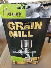 Grain mill manual