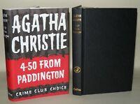 Agatha Christie - 4.50 From Paddington - 2006 - Facsimile Edition, -T10