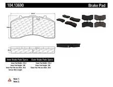 Brake Pad Set  Centric Parts  104.13690