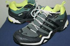 MENS ADIDAS GORE-TEX TERREX HIKING TRAIL RUNNING SHOES SIZE 9