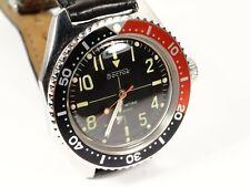 New Custom Bezel for Vostok Komandirskie Watch Seiko Red Black Pepsi Insert