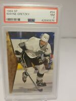 1994-95 SP Kings Hockey Card #54 Wayne Gretzky PSA 7 NM