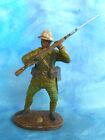 Soldat de plomb 1914-1918 - Ed.Atlas - Le tirailleur sénégalais de 1916
