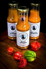 Extra Hot Triple Pack - Includes Carolina Reaper - Hottest Chilli Sauce