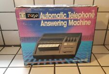 VINTAGE Tokyo CA-702 Tape Cassette Answering Machine