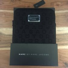 Marc By Marc Jacobs Tablet Macbook Air Ipad Black Neoprene Case