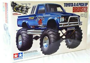Tamiya Toyota Bruiser 1/10 4WD Electric RC Truck Kit 58519