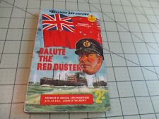 SALUTE THE RED DUSTER BY COM.A.B. CAMPBELL   DIGIT UK  WW2 ROYAL NAVY  ACTION PB