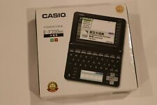 Casio E-F200 black electronic dictionary English to Chinese