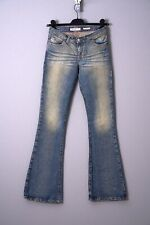 """Womens Miss Sixty Mid Low Tommy Style Jeans, Size 26, Inseam 34"""""""