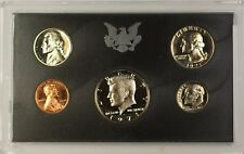 1971 US Mint 5 Coin Proof Set as Issued