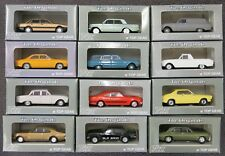 LOT 27: TRAX The Originals Top Gear series Leyland Ford 12 cars. Boxed. Mint
