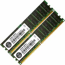 Memory Ram 4 Dell PowerEdge Server 2800 2850 1800 1850 1855 SC1425 2x Lot