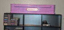 Original Vintage Super Nintendo Sign - Starlight Nintendo Fun Center
